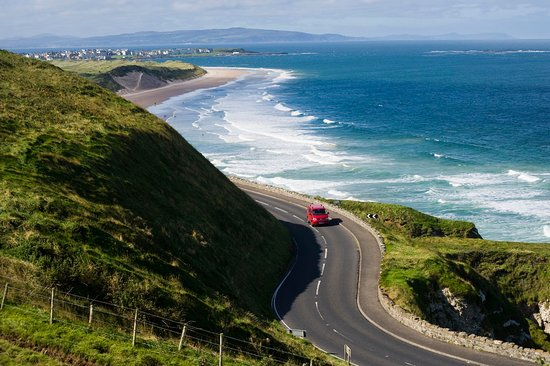 Causeway Coast & Glens, UK: Driving the spectacular Causeway Caostal Route