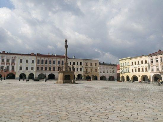 Rynek Novy Jicin