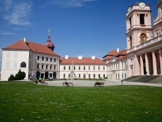 Göttweig, ออสเตรีย: Opactwo Benedyktynów