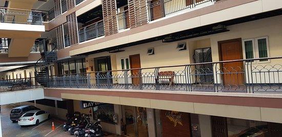 Baywalk Residence Pattaya: view from rooms