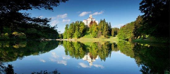 Croazia: Trakoscan Castle