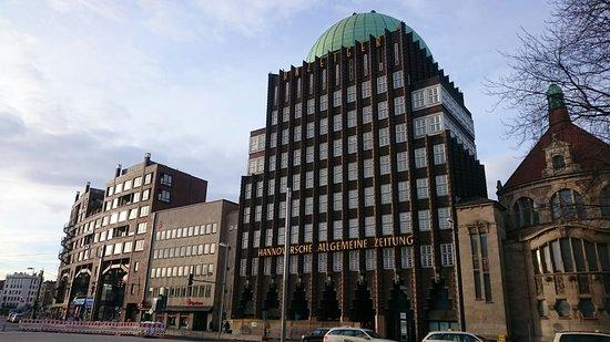 Anzeiger-Hochhaus