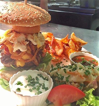 Reute, เยอรมนี: Burger