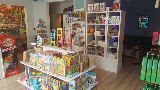 The Macs Toy Shop