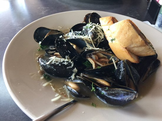 Ozona Blue Grilling Co: Mussel