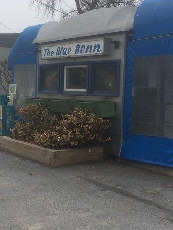 Blue Benn Diner : The Blue Benn