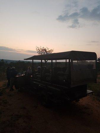 Welgevonden Game Reserve, África do Sul: 20180417_180702_large.jpg