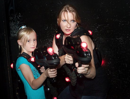 Darklight Laser Games