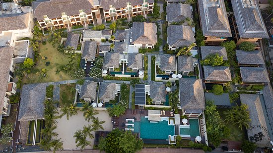 Bhu Nga Thani Resort and Spa: Ensemble Hôtelier