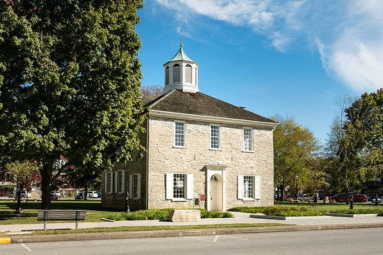 Historic Corydon & Harrison County, IN: Corydon: Indiana's first state capital from 1816–1825