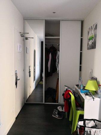 The room - Picture of Ideal Hotel design, Paris - TripAdvisor