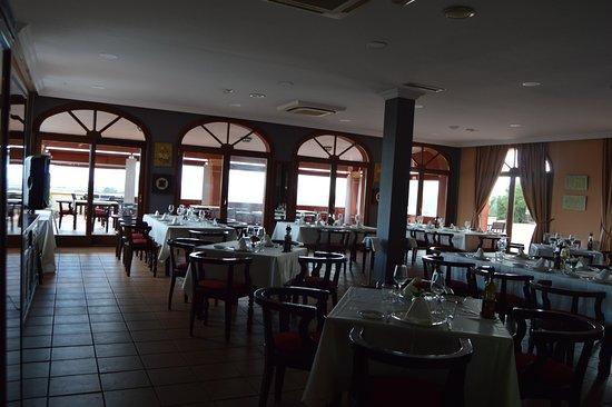 Pueblo Nuevo de Guadiaro, Spain: Salón Comedor y Eventos