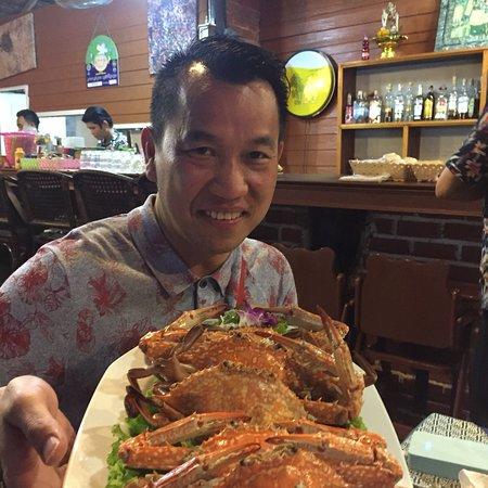 Motherhouse Bar- Restaurant : Best Thai ever , steam crab สุดยอดความอร่อย