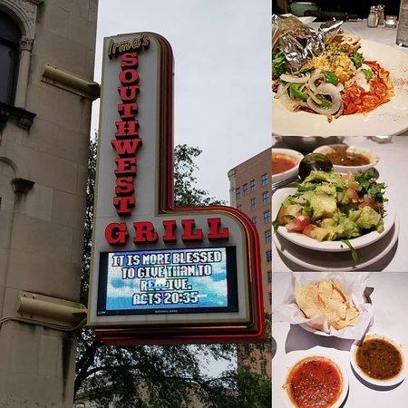 Irma S Mexican Restaurant Houston Tx