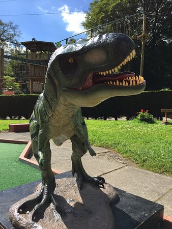 Haigh Woodland Park Crazy Golf