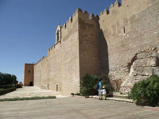 Conjunto Monumental de La Alcazaba: Miro de la campana de la vela