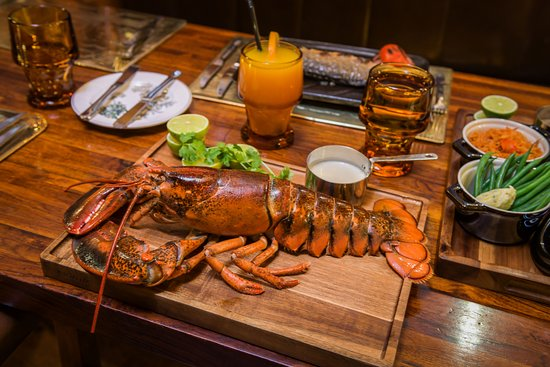 Freshest seafood - Picture of Al Boom Steak and Seafood Restaurant, Kuwait  City - Tripadvisor