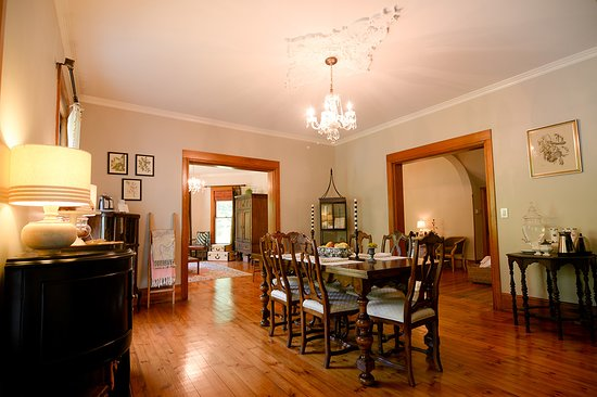 Newfield, Estado de Nueva York: The Dining room