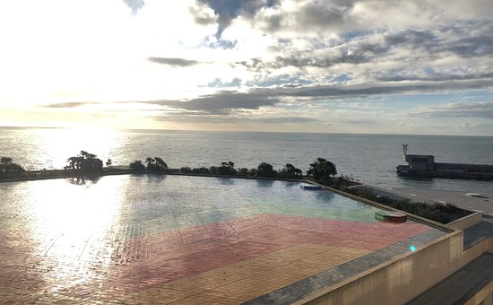 Fairmont Monte Carlo: View from the balcony