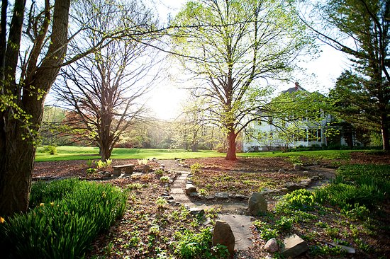 Newfield, NY: The Gardens