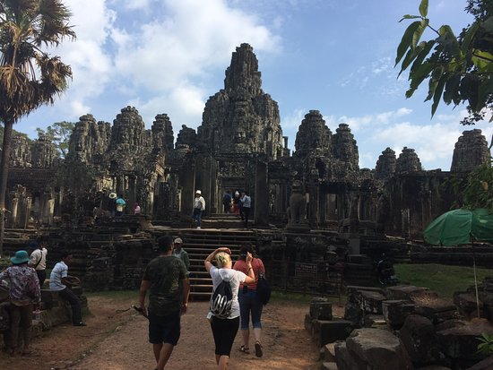 Full-Day Temples of Angkor Small Group Tour: Just one of the stunning temples