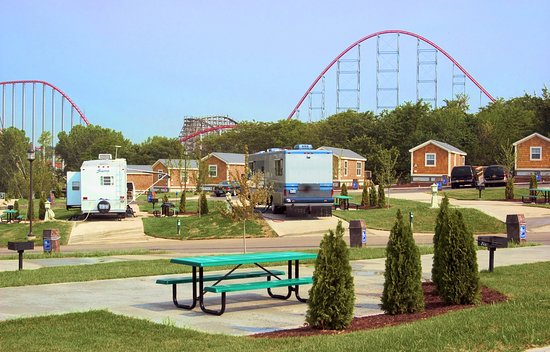 Worlds of Fun Village Photo