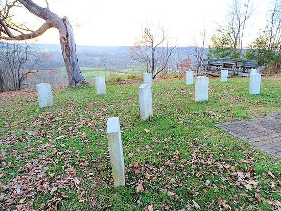West Point, KY: graveyard
