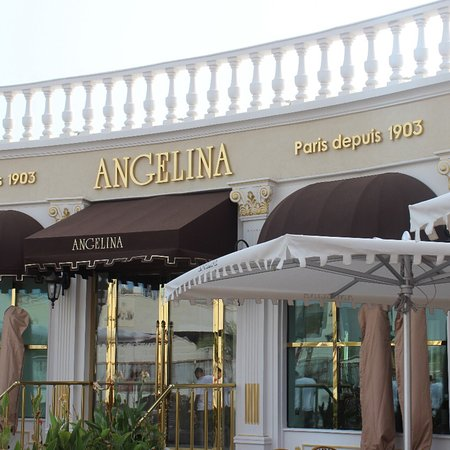 Image result for Angelina Restaurant in Saudi Arabia