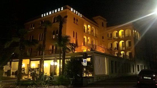 Hotel Terminus: di sera