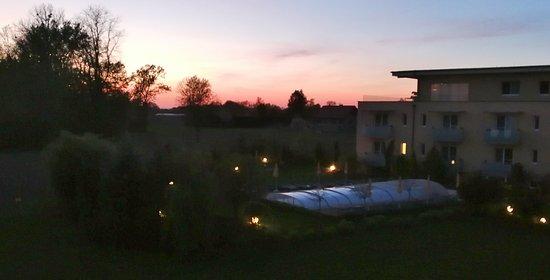 Bad Radkersburg, Austria: Abendsonne