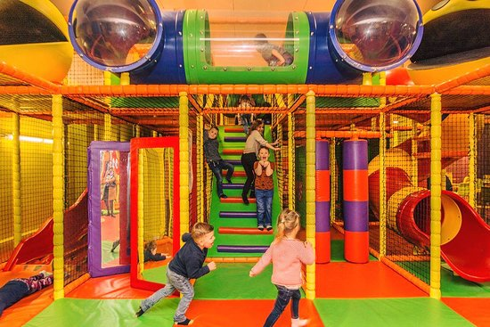 Gateshead, UK: Softplay