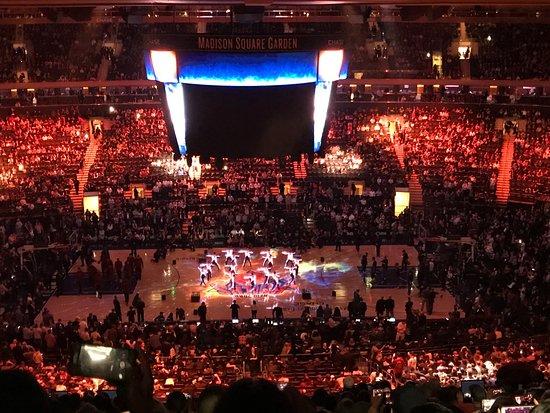 Madison Square Garden: introduction