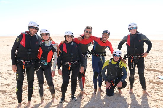Ad Dakhla, Western Sahara: Join our team of IKO qualified instructors for kitesurf lessons in amazing desert lagoon locatio