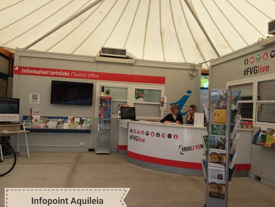 Infopoint Aquileia