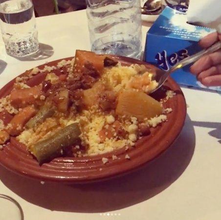 Marrakech Food Tours: Cous cous
