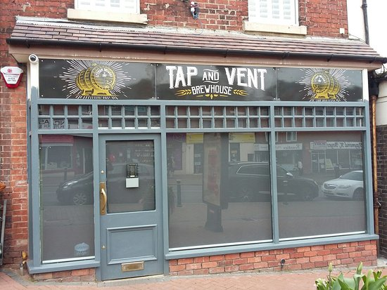 Kirkham, UK: Tap & Vent Brewhouse