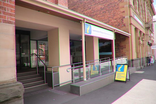 ‪Launceston Visitor Information Centre‬