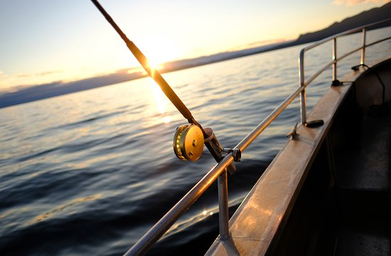 Garden Bay, Canada: Fishing Charters