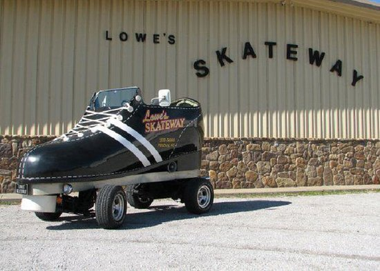 Pittsburg, KS: An indoor skating rink open year round. Open since 1981. Check their website for seasonal hours.