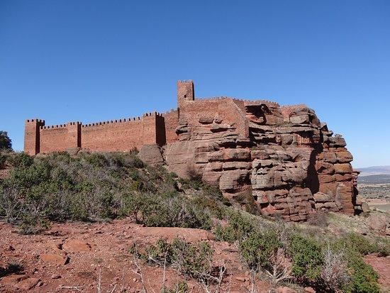 Province of Teruel, Spain: Subindo desde el pueblo