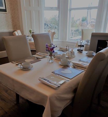 Llanfairfechan, UK: Breakfast Room