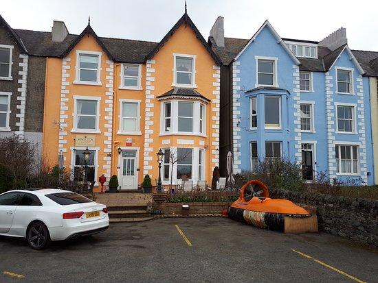 Llanfairfechan, UK: Min y Don Guest House