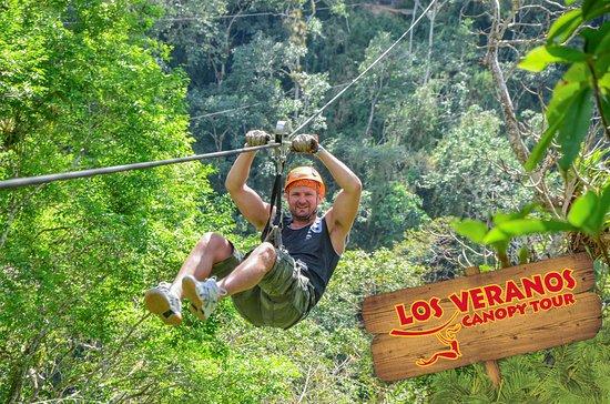 Los Veranos Canopy Tour: The best Canopy Tour!