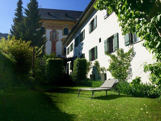 Telfes im Stubai, Austria: Garten