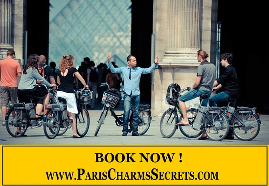 ‪Paris Charms & Secrets Tours‬