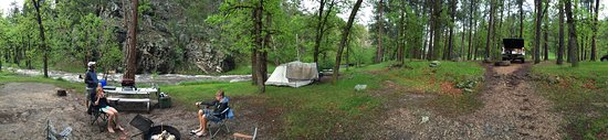 Grace Coolidge Campground Photo