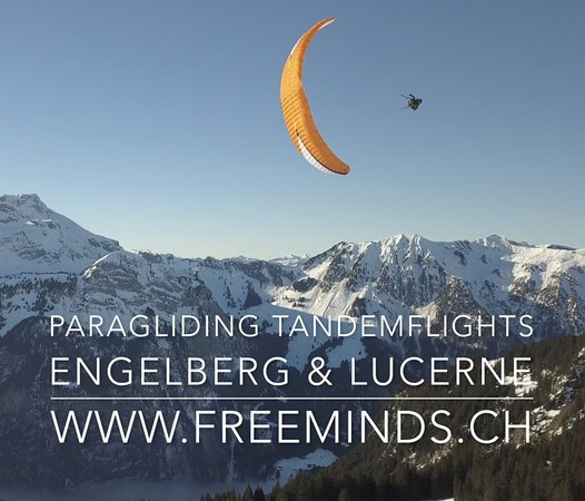 Freeminds Paragliding Tandemflights