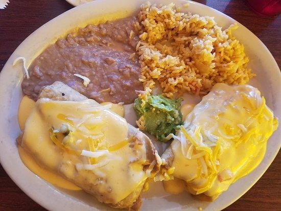 ลิเบอร์ตี, เท็กซัส: deep fried burrito