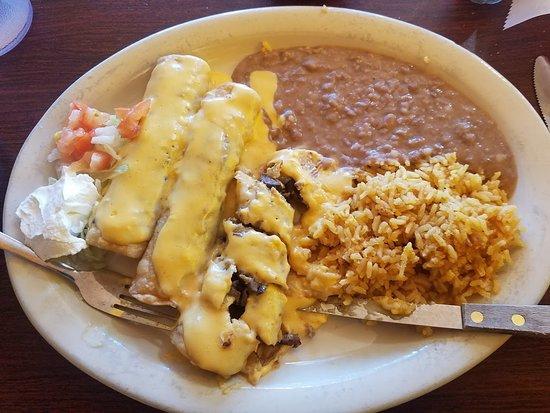 ลิเบอร์ตี, เท็กซัส: Mexican food