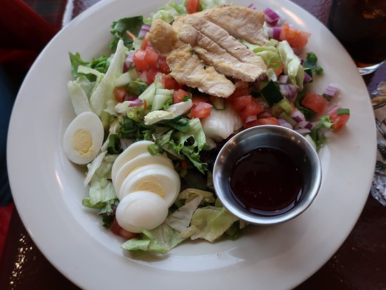 Saint Mary, MT: My wife liked this chicken salad.